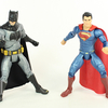 Batman v Superman: Dawn of Justice SDCC 2015 Exclusive Figure 2-Pack