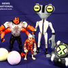 Ben 10 Toy Line From Bandai