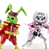 Bucky O'Hare and First Mate Jenny Boss Fight Studio Action Figures Video Review & Image Gallery