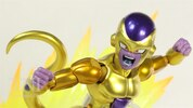 S.H. Figuarts Golden Frieza Dragon Ball Z Resurrection F Movie Figure Video Review & Images