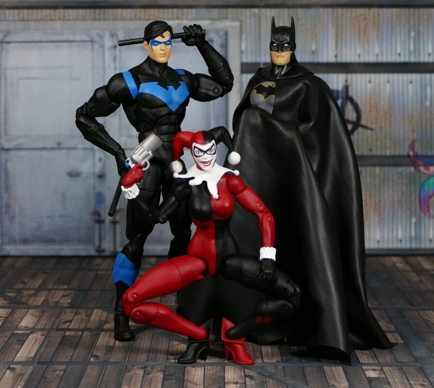 DC Essentials Harley Quinn Action Figure