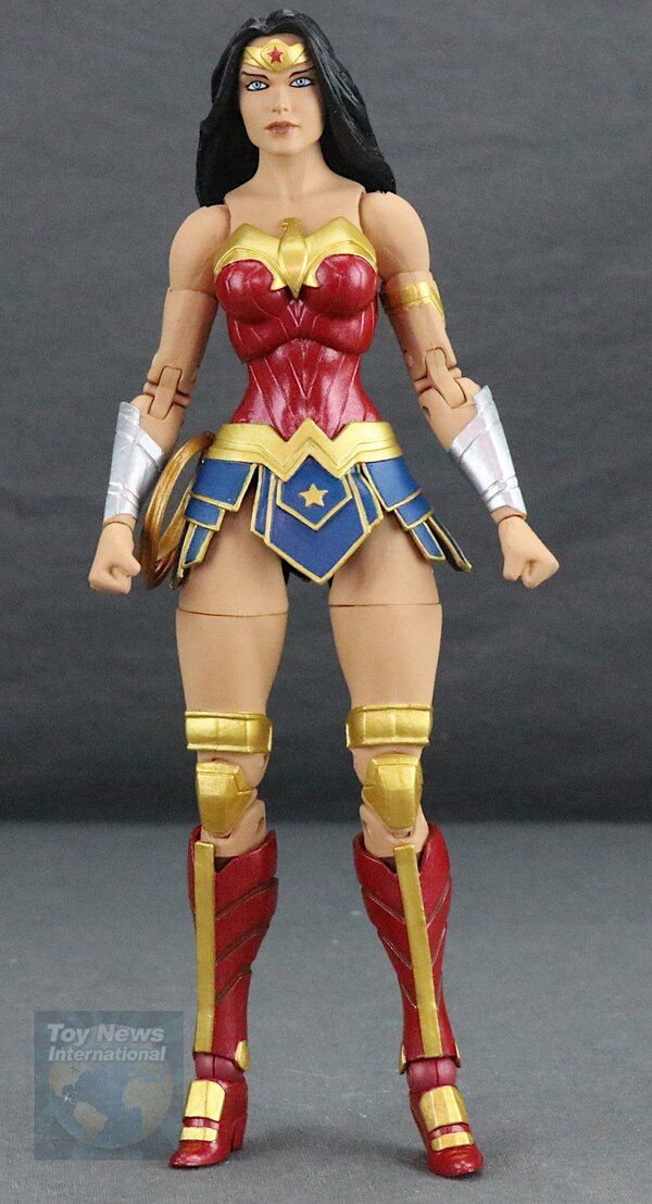 In STOCK DC Collectibles Essentials Wonder Woman Action Figure