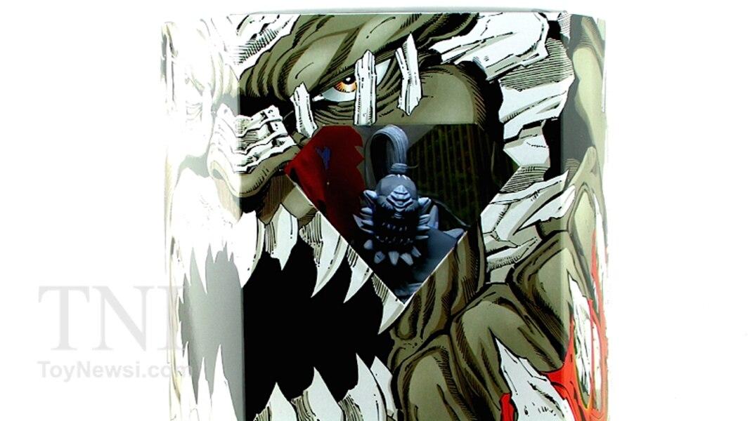 Dc Universe Classics Doomsday Unleashed Figure Video Review Images
