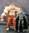 DC Collectibles Arkham Asylum Batman Vs Bane Figure 2-Pack Video Review & Images