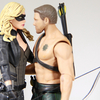 DC Collectibles Arrow Canary & Oliver Queen Figures Video Review & Images
