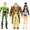 DC Collectibles Batman: The Animated Series Gordon, Zatanna & Ra's Al Ghul Figures Review