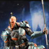 DC Collectibles Batman Arkham Origins Series 2 Deathstroke Figure Video Review & Images
