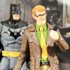 DC Collectibles Designer Series Greg Capullo Commissioner Gordon Figure Video Review & Images