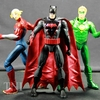 DC Collectibles Earth 2 Green Lantern Flash Batman Figures Video Review & Images