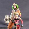 DC Collectibles Batman Akrham City Harley Quinn And Mr Hammer Figure 2-Pack Video Review & Images
