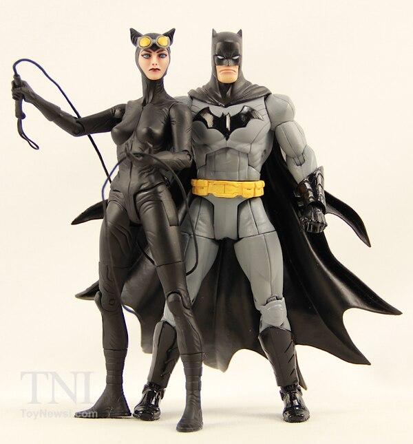 Catwoman Action- & Spielfiguren DC Jae Lee Designer Action Figure