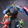 DC Collectibles Justice League War Figures Video Review & Images