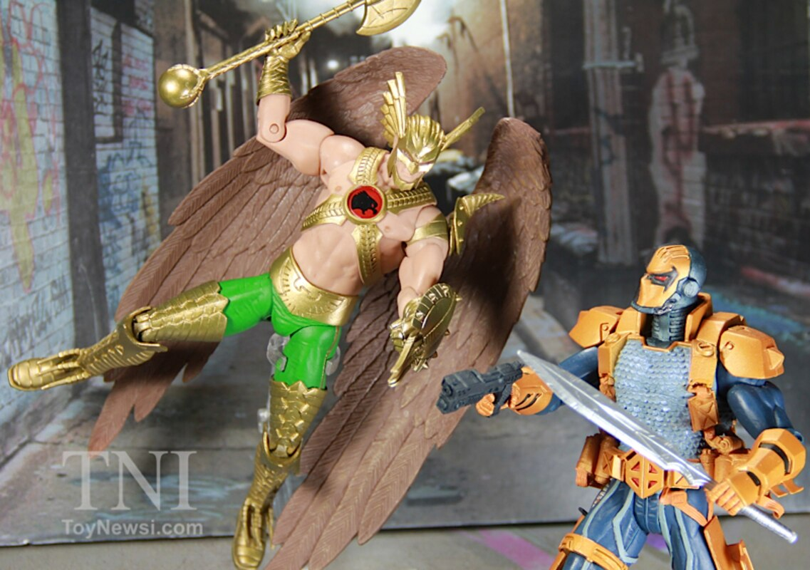 "NUOVO * DC Comics Il nuovo 52 JUSTICE LEAGUE HAWKMAN 7/"" Action Figure"