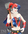DC Collectibles New 52 Suicide Squad Harley Quinn Figure Video Review & Images