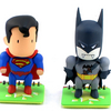 Scribblenauts: A DC Comics Adventure Blind Box Vinyl Mini Figures Video Review & Images