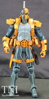 DC Collectibles Super Villains New 52 Deathstroke Figure Video Review & Images
