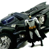 DC Multiverse SDCC 2014 Exclusive Batman Arkham Knight Batmobile Video Review & Imges