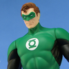 Super Powers Green Lantern Kotobukiya ArtFX+ 1/10 Scale Statue Video Review & Images