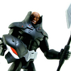 DC Total Heroes Ultra Black Manta Figure Video Review & Images