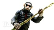 NECA Toys Dawn of the Planet of the Apes Caesar Figure Video Review & Images