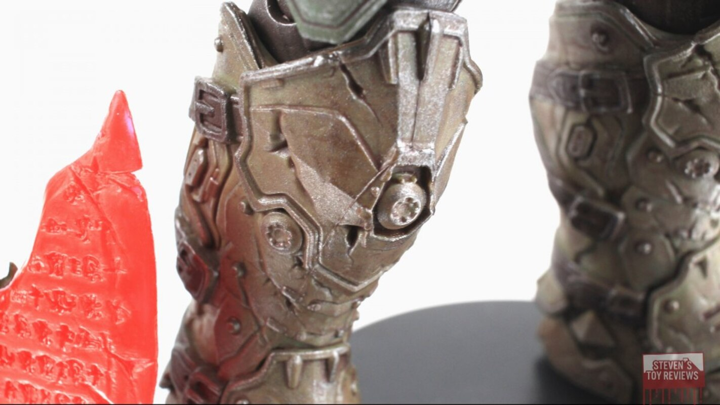 Doom Eternal 7 Marauder Figure Video Review And Images