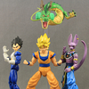 Dragon Ball Super Dragon Stars Wave 1 Figures Video Review & Image Gallery