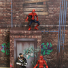 Extreme Sets The Building Pop-Up Diorama Set Review & Image Gallery
