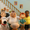 Family Guy Series 1 Interactive Figures & Playset From Playmates Toys