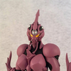 Figma Guyver II F Figure Video Review & Images