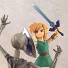 Figma Link - Legend of Zelda: A Link Between Worlds Figure Video Review & Images