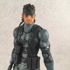 Figma Metal Gear Solid 2: Sons of Liberty Solid Snake Figure Video Review & Images