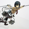 Figma Attack on Titan Mikasa Ackerman Figure Video Review & Images