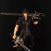 Final Fantasy XV Play-Arts Kai Noctis Figure Video Review & Images