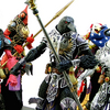 Four Horsemen Design Gothitropolis Ravens Figures Video Review & Images
