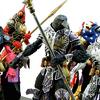 Four Horsemen Design Gothitropolis Ravens Figures Video Review & Images
