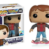 Back To The Future Marty McFly Exclusive POP! Vinyl Figure