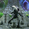Alien ReAction Egg Chamber Action Playset Video Review & Images