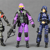 G.I. Joe Cobra Legion 3-Pack With S.A.W. Viper, B.A.T & Female Cobra Officer Image Gallery