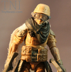 G.I.Joe: Pursuit Of Cobra Dusty (Desert Combat Specialist) Figure