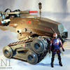 G.I.Joe: Pursuit Of Cobra H.I.S.S. Tank V5 With Driver