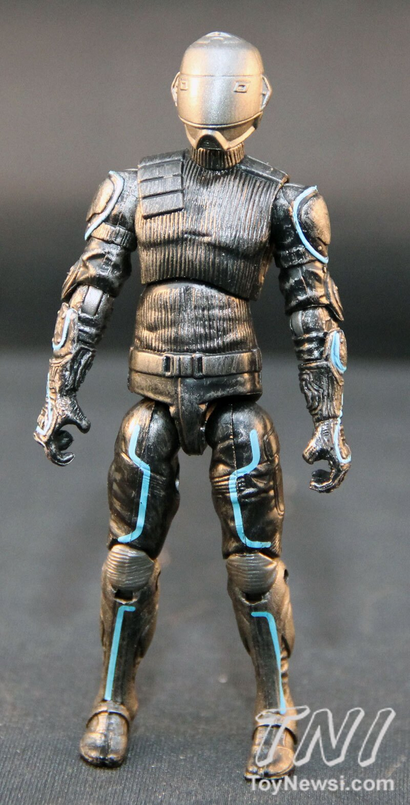 G I  Joe: Retaliation Cyber Ninja Figure Review