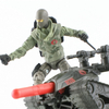 G.I. Joe Retaliation Wave 3.5 Ultimate Firefly Figure Video Review & Images