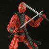 G.I. Joe Retaliation Red Ninja Figure Video Review & Images