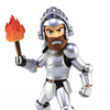 Ghosts 'n Goblins Game Classics Volume 01 EX Arthur Figure Video Review & Image Gallery