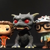 Walmart Exclusive Exclusive Funko Pop Ghostbusters 3 Pack: The Gate Keeper / Zuul / The Key Master Video Review & Images