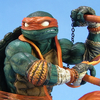 Good Smile Company Michelangelo Teenage Mutant Ninja Turtles PVC Statue Video Review & Images