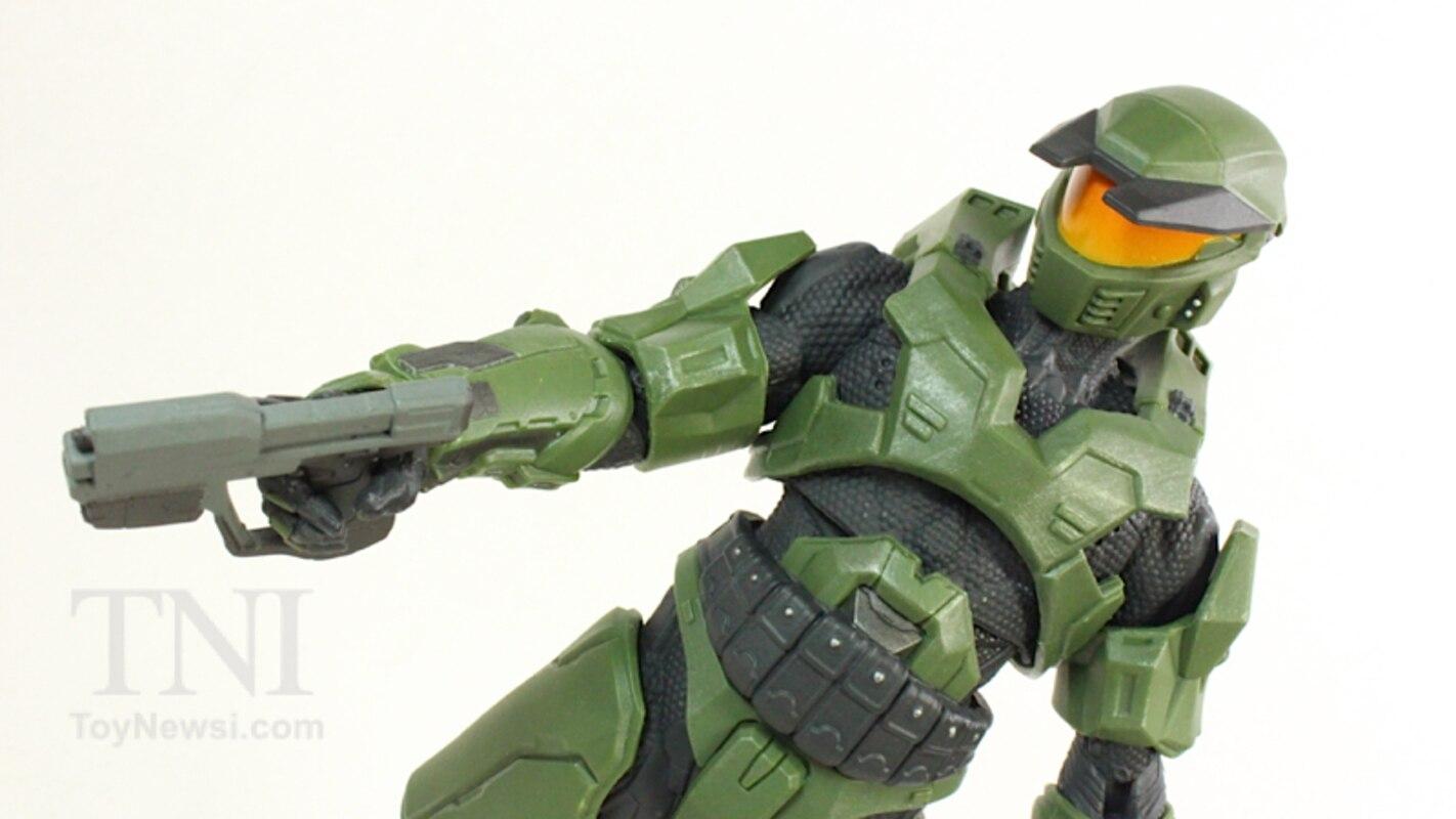 Halo 4 ArtFX+ Master Chief Tech Suit Mark V and Mark VI