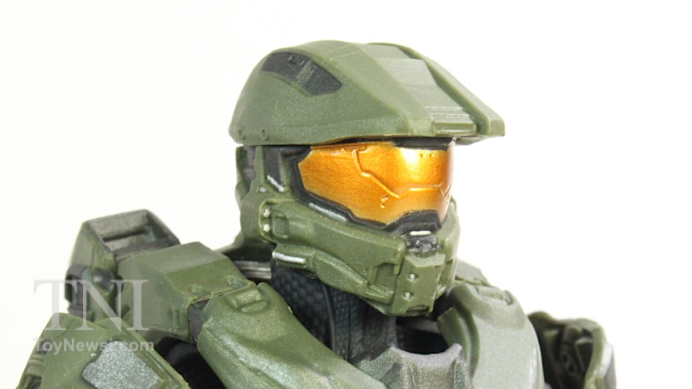 Halo 4 ArtFX+ Master Chief Tech Suit Mark V and Mark VI