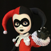 Living Dead Dolls Harley Quinn Video Review & Image Gallery