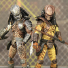 Hiya Toys Predator 2 City Hunter & Shadow Predator 1:18 Scale Figures Video Review & Image Gallery
